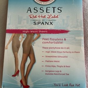SPANX Assets High Waist Sheers
